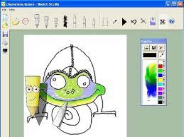 microsoft software drawing software