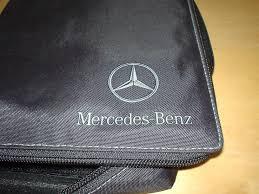 mercedes c209 w209 clk class owners manual handbook 2002 2009
