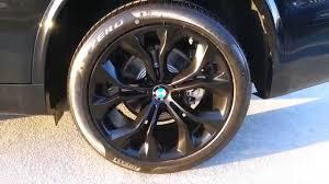 bmw x5 rims black bmw x5 35i sdrive black 20 wheels walk around car review