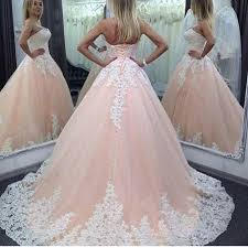 Champagne Wedding Dresses Discount Champagne Pink Colorful Lace Wedding Dresses 2016 Sheer