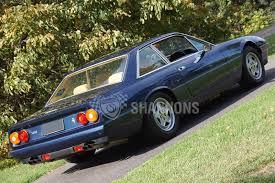 ferrari coupe classic sold ferrari 412 coupe auctions lot 44 shannons