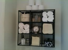 bathroom storage over toilet black framed picture small bathroom
