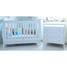 Buy Change Table Cot W Mattress Change Table Drawer Set Buy Nursery