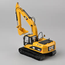 norscot 1 50 scale diecast caterpillar cat 320d l hydraulic