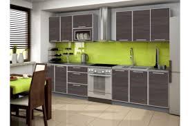 cuisine gris et vert anis id e peinture cuisine grise avec finest dcoration cuisine gris