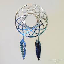 dream catcher southern octane metal unique home decor dream catcher wall hanging