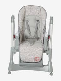 housse chaise haute bebe vertbaudet chaise haute housse chaise bebe skateway org