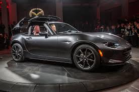 mazda automatic cars 2017 mazda mx 5 miata rf automatic review 8 things to know