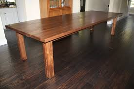 solid wood dining room table walnut dining room table black