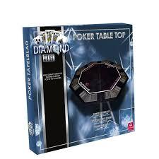 Table Top Poker Table Cartamundi Diamond Poker Table Top Pokerhandel