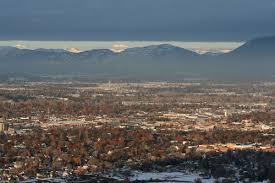 Montana Cities Map by Kalispell Montana Wikipedia