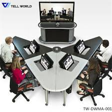 Interactive Meeting Table V Shape Interactive Meeting Table Design Buy Meeting Table