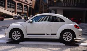 volkswagen malaysia 2015 bug edition all the vw beetle special editions se beetles