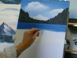 acrylic painting lesson 4 how to paint water painting tutorials