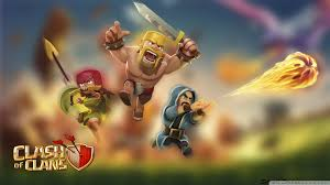 clash of clan clash of clans hd desktop wallpaper high definition mobile