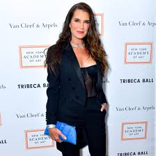 supermodel brooke shields vogue