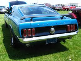 1969 mustang rear cars guide 1969 mustang