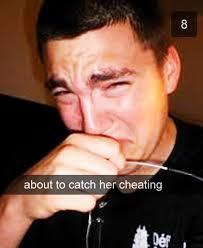Cheating Girlfriend Memes - guy posts snapchat of catching cheating girlfriend 10 photos