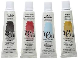 seven best water mixable oil paints