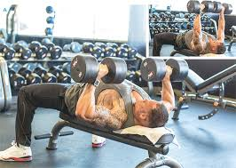 Chest Workout Dumbbells No Bench Jason Wheat U0027s Big And Strong Mvp Chest Workout