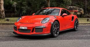 porsche 911 rs 2016 porsche 911 gt3 rs review caradvice