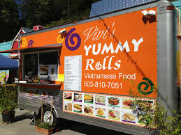 Portland Food Map by Vietnamese Archives Food Carts Portland