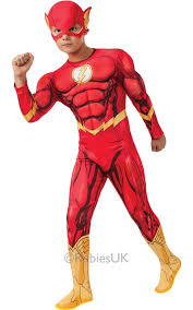 the flash costume partyworld