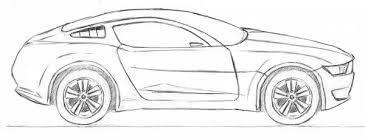 imagenes de ferraris para dibujar faciles dibujos de autos deportivos para colorear con tus pequeños dibujos