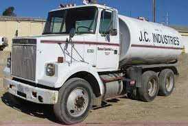 commercial truck for sale volvo 1985 volvo white wcs water truck item g2287 sold march