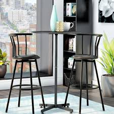 trent design pub tables bistro pub tables bistro sets you ll wayfair