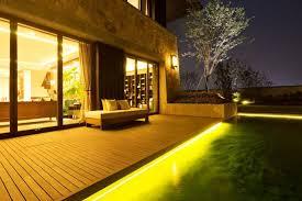 commercial outdoor string lights landscape lighting contractors