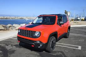 jeep trailhawk lifted 2016 jeep renegade trailhawk 4x4 road test review by ben lewis