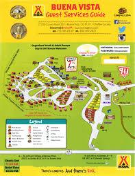 Plano Zip Code Map Buena Vista Colorado Campground Buena Vista Koa