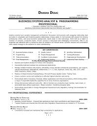 bussines data analyst resume sample business market researcher