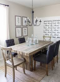 woodworking dining room table best 25 diy dining room table ideas on pinterest diy dining table