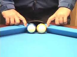 pool table pocket size how to measure a pocket youtube