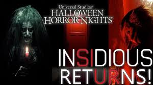 return to the further at halloween horror nights 2017 youtube