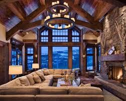 rustic livingroom furniture rustic living room designs