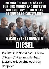 Diesel Memes - 25 best memes about vin diesel memes vin diesel memes