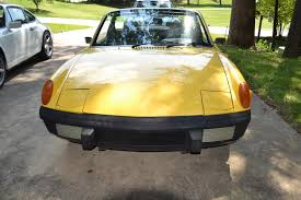 porsche 914 yellow 1973 1 7 porsche 914 rennlist porsche discussion forums