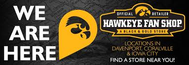 Iowa Hawkeyes Flag Store Locations