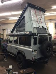 lifted land rover defender 2011 land rover defender icarus rough edition overland bound