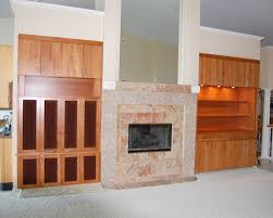 Modern Furniture Sarasota by Custom Modern Built In Wall Unit Dutch Haus Custom Furniture