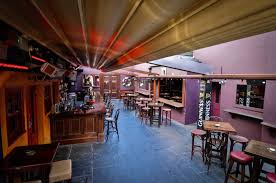 Louies Backyard Bar In Kilkenny Left Bank Kilkenny