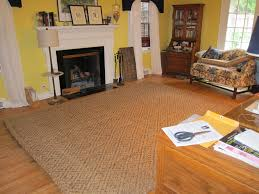 Pottery Barn Natural Fiber Rugs by Decor Appealing Wood Flooring Area Rug Ideas With Chic Jute Rug