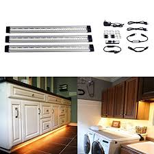 Thin Led Under Cabinet Lighting by Buy Amertac Usl30hbamcc Ultra Thin Led Under Cabinet Strip Light
