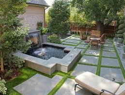 Houzz Backyards Garden Design Garden Design With Simple Backyard Landscape Home