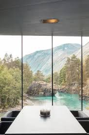 Juvet Hotel Ex Machina Inside The Stunning Mansion In Ex Machina Vanities Window And