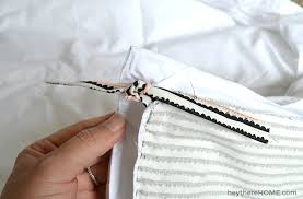 How To Make Duvet Covers How To Make A Twin Duvet Cover