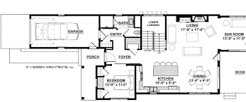 home plan cottage style enhanced by walkout level startribune com
